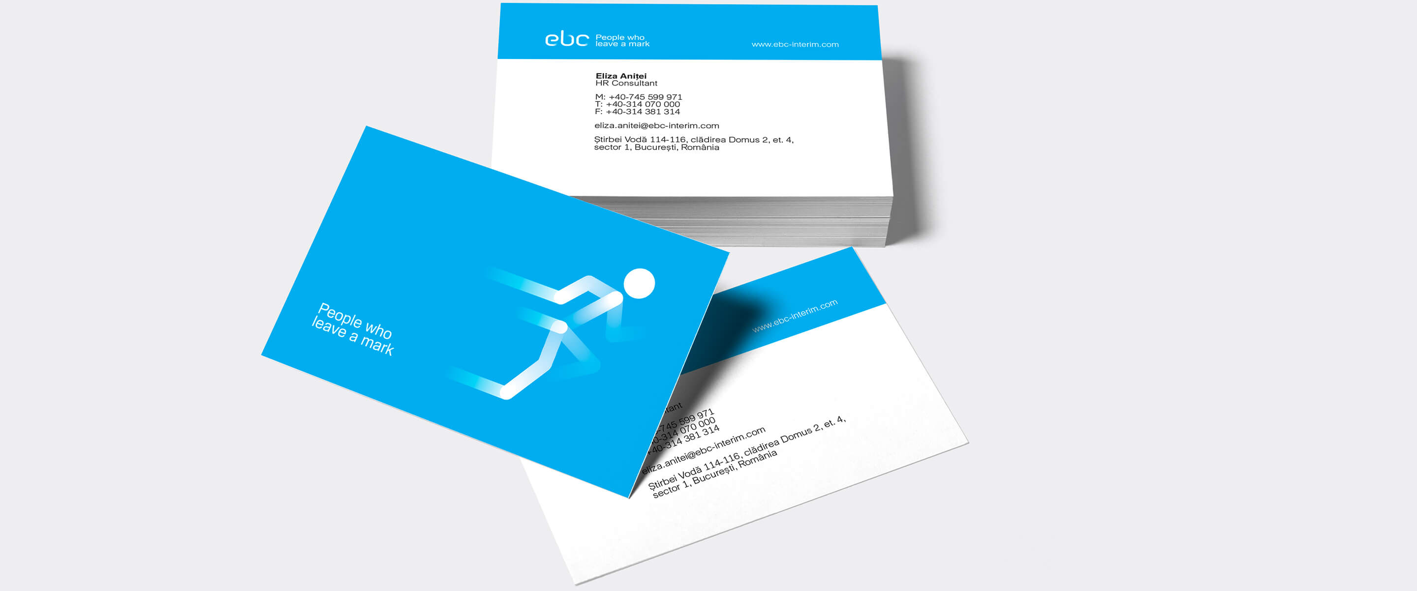 EBC business cards