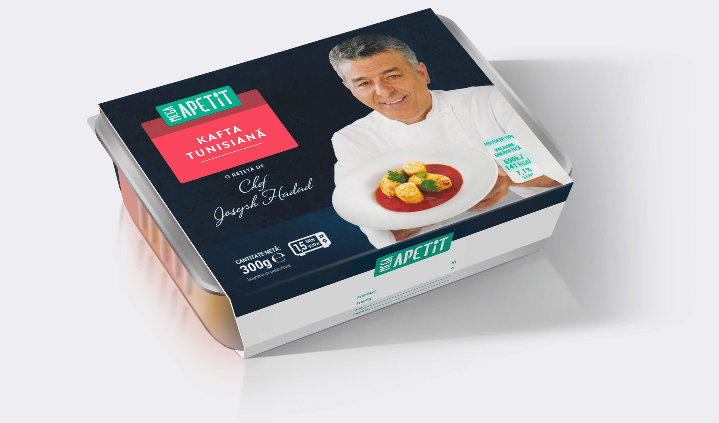 Mega Apetit chef signature product