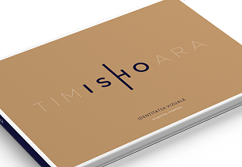 ISHO brand guidelines booklet - article thumbnail
